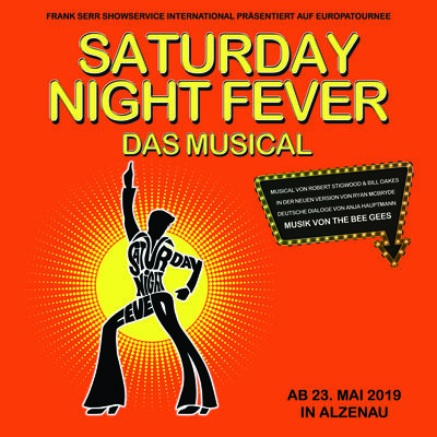 Saturday Night Fever bei den Burgfestspielen Alzenau 2019