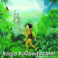 Kindertheater Ronja Räubertochter der Burgfestspiele Alzenau 2019