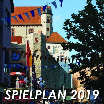 Spielplan Burgfestspiele Alzenau 2019