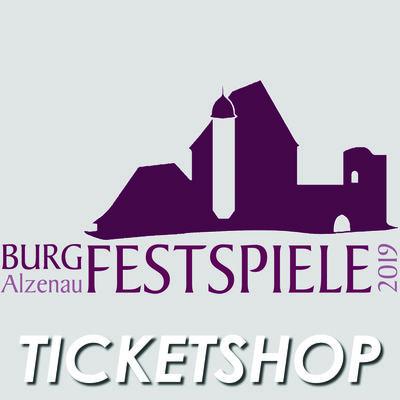 Ticketshop Burgfestspiele Alzenau 2019