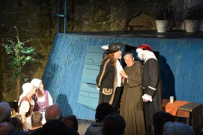 Zusatzvorstellung: »Die Tote in der Mainzer Gasse« stößt auf großes Publikumsinteresse