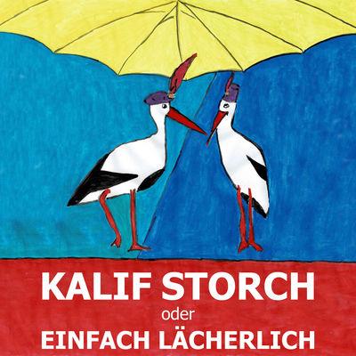 Das Kinderstück Kalif Storch der Burgfestspiele Alzenau 2020