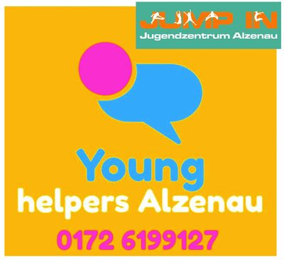 2020_Flyer_Young Helpers_Logo