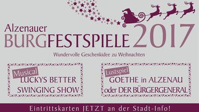 Mit Spannung erwartet: Programm der Alzenauer Burgfestspiele 2017 steht fest