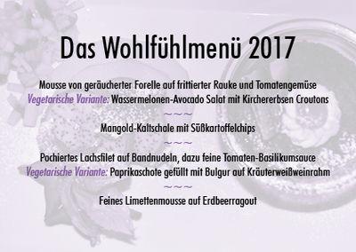 Vorverkauf für sommerliches Wohlfühl-Menü im Rahmen der Alzenauer Gesundheitstage startet am Montag, 27. März