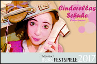 Button_Cinderellas Schuhe