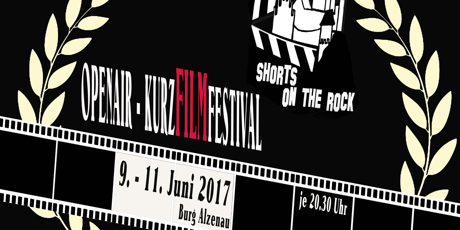 Shorts on the Rock von 9. Juni 2017 bis 11. Juni 2017 auf Burg Alzenau