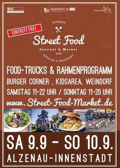 2. Alzenauer Street Food Festival & Market: Noch größer, besser und köstlicher