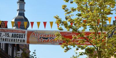 Das Alzenauer Stadtfest steht vor der Tür