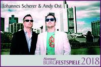 Johannes Scherer & Andy Ost